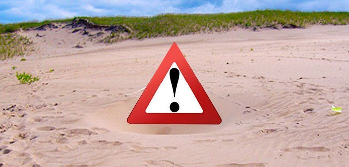 sand-danger